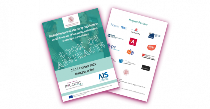 MICADO Book of Abstracts